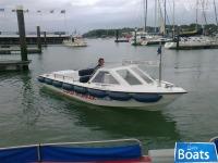 Coastworker 21 Launch Inboard
