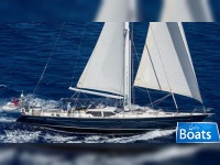 Oyster Cutter Rigged Sloop