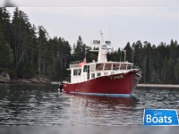 CUSTOM Tug Trawler American Made