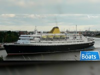 Cruise Ship,550 Passengers - Completely Rebuilt 1994 - Stock No. S2128