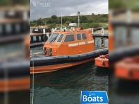 USCG Rigid Inflatable Near Shore Rescue Boat