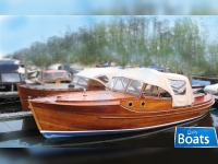Pettersson Classic Wooden Cruiser