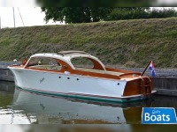Swiss Craft Semi Enclosed Runabout