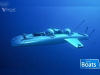 6.9 meter Deep Flight Submarine ___HYS Yachts___ 2 Passenger Submarine