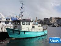Forskningsskib/husbåd