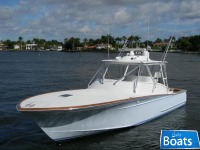 Spencer Yachts Custom Carolina Express