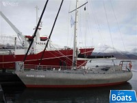 CUSTOM Arctic Sailing Research Vessel Oceanographic Polar Scientific