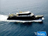 Steel Custom Built Motoryacht 40m