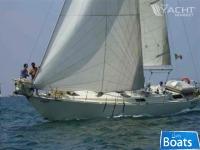 Canada Yacht Building Bruce Roberts 44 Sloop