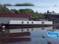 SM 9377 Bohemian Cruiser Stern Narrowboat