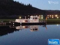 Dutch Stern Barge Barge