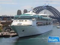 Cruise Ship,2417 Passengers Stock No. S2509