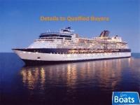Cruise Ship 2138 Passengers - Stock No. S2281