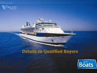 Cruise Ship 2038 Passengers - Stock No. S2348