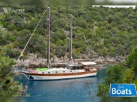 BLACK SEA SHIPYARD Custom Gulet