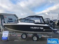 Husky boats by finnmaster r series R6
