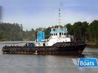 2007 30m x 8.6m 2000 bhp,25 tbp Steel Tugboat