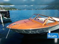 Cadenazzi Gran Lasco 660 - Classic Italian Wooden Boat