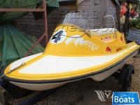 One-Off ski boat
