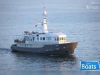 Baltic Tug Converted Steel Tug
