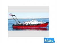 Breaux Bros Aluminum Crew Boat