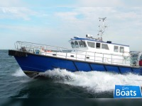 Wind Farm -Support Survey Vessel