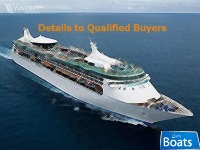 Cruise Ship 2400 Passengers -Stock No. S2388