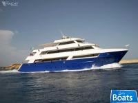 Rashed Custom Steel Dive Boat Dive Yacht