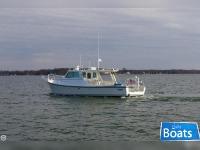 Evans Boats 36 Deadrise