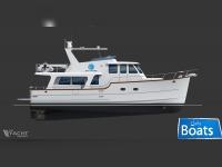 Explorer Motor Yachts Pilothouse