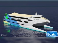 ACURY / CUSTOM BUILT Wave Piercer Catamaran