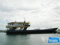Landing craft Day Pax/car Ferry Open type