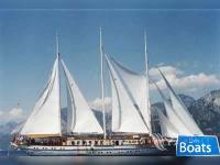3-Masted Schooner 45m