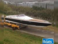 Tullio Abbate 36 Offshore speedboot