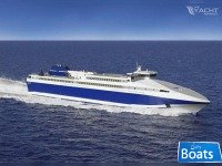 Ro/Ro Passenger High Speed Vessel