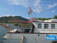 Custom Build Custom Power Catamaran