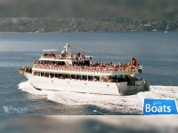 Black Sea Double Deck Excursion Vessel