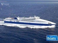 Ro/Ro Passenger High Speed Vessel 103 meters Ro/Ro Passenger High Speed Vessel 103 meters