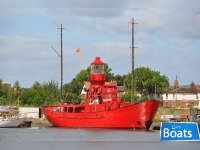 Custom Built 1959 107 x 26 x 11 Steel Fully Converted Ex Lightship/Liveaboard & Offices/No Engine Room