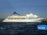 Cruise Ship,1400 Passengers - Stock No. S2002