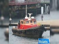 Gladding Hearn 1971 50 x 14.6 Steel Hull/Aluminuim Cabin PILOT boat