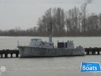 US Navy Hydrofoil 115