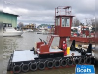 25 x 14 x 4 Truckable Tug for Charter