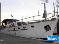 Classic Liveaboard Motoryacht