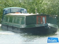 Wide Beam Narrowboat 65 x 12 Hanbury Monarch
