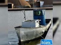 1990 36 x 9.3 x 4.2 Steel Trapnetter/Minnow Boat