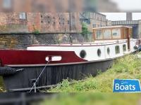 Tyler Wilson Replica Dutch Barge
