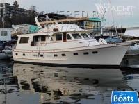 DeFever 60 Flush Deck Trawler