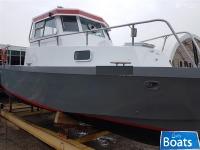 1982 41 UTB Aluminum Work Boat/Pilot Boat