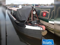 Diamond Eye Hulls 60ft Traditional Stern